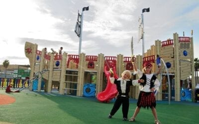 AFAMOUR y AFYDAD piden reabrir los parques infantiles