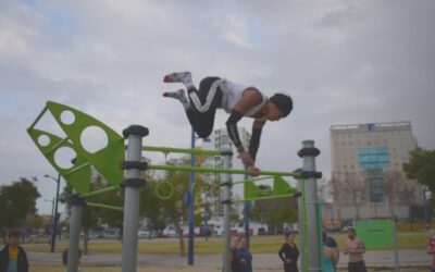 Calisthenics equipment in Algeciras
