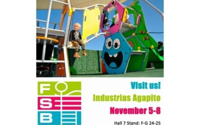 INDUSTRIAS AGAPITO IN FSB COLOGNE 2019