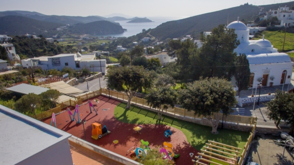 Playgrounds in Greece