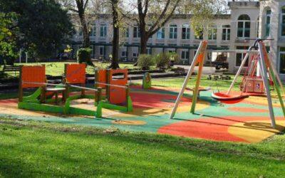 Inclusive playground: ASPACE Gipuzkoa