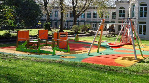 Parque infantil de integración – ASPACE Gipuzkoa