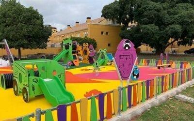 LOS JUEGOS TEMÁTICOS INFANTILES MONSTER LLEGAN A BÉTERA