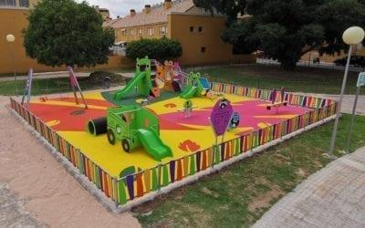 LES JEUX POUR ENFANTS À THÈME MONSTER ARRIVENT À BÉTERA